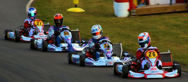 Karting at Driver Database