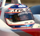 Helmet of Edoardo Mortara