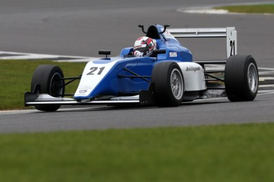 Canadian Ben Hurst to British F3 with Hillspeed