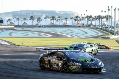 FFF Racing kick off Super Trofeo Middle East season with multiple trophies