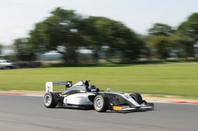 German karting graduate signs with Hillspeed for F3