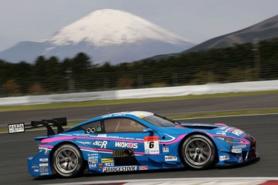 Rosenqvist gears up in Japanese return