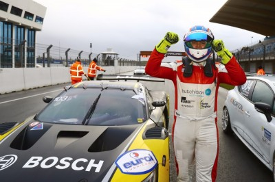 Victory for Hutchinson at Zandvoort