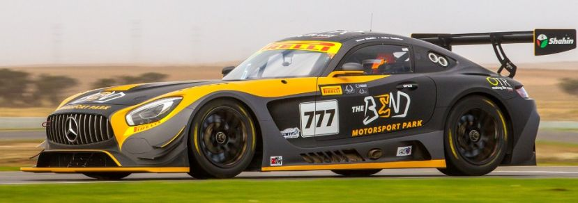 Jamie Whincup makes Australian GT debut