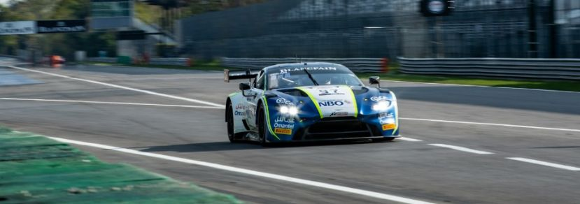 Oman Racing with TF Sport seeking podium in Blancpain GT Series