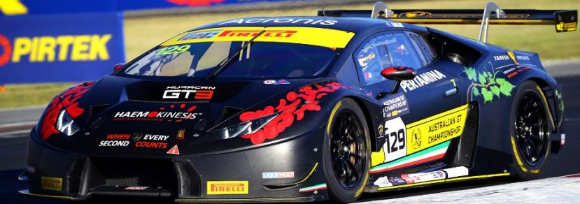 Tim Blanchard to make Australian GT debut at Phillip Island